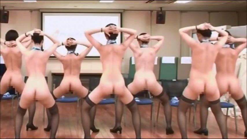 секс японских барабанщиц там
