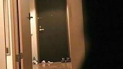Naked At Door 4