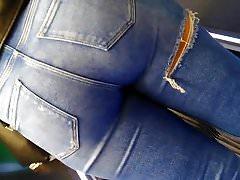 Magic Girls in tight jeans