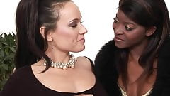 Interracial Group Sex
