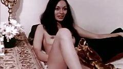 Brunette Talks and Masturbates (1960s Vintage)