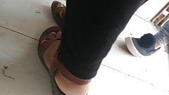 Mature feet (2)