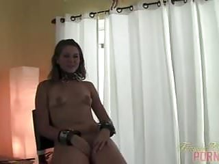 Preview 6 of Muscular Pornstar Ashlee Chambers Fucks Female Slave