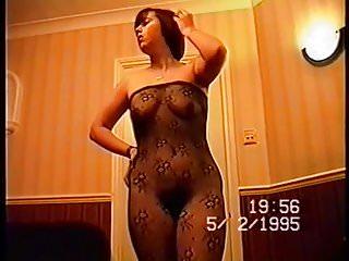 Download video bokep  Holly Haris black sexy bodystocking Mp4 terbaru