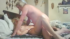 old couple - still hot