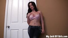 Take off your pants and show me your cock JOI