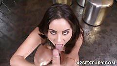Nikki Waine loves big dick