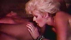 Ginger Lynn Allen, Traci Lords, Tom Byron in vintage porn