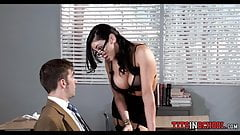 Hot for Big Tit Teacher