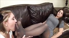 Nylon Feet Worship9 (420)