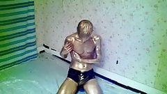 a golden Boy