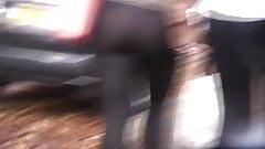 TRANSPARENT LEGGINGS -bymn