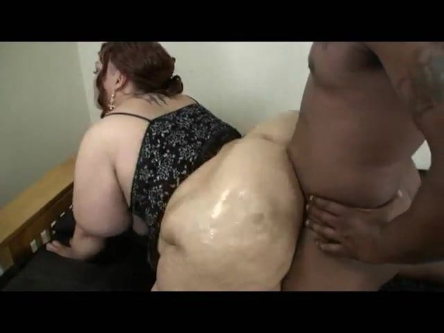 Throwing Ass Back Creampie