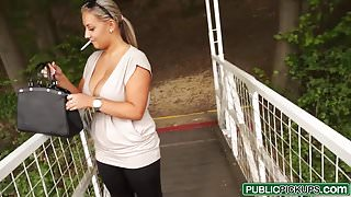 Public Pick Ups - Permission To Cum Aboard starring Cherlyn