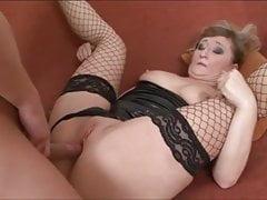 Fat Ass Mature Aja Fucked