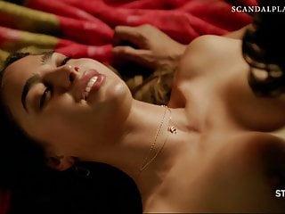 Melissa Barrera Nude Scene From 'Vida' on ScandalPlanetCom
