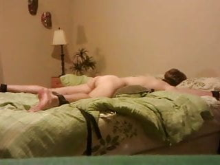 Twink tied and fucked by black dude