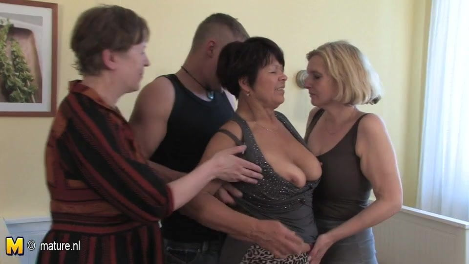 Hot cockhungy mature