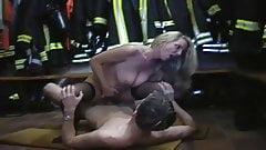 Den Feuerwehrmann gefickt