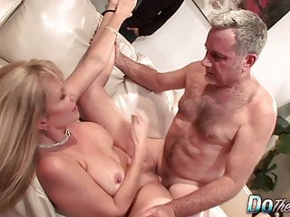 Preview 5 of Mature Wife Fucks Stud in Front of Hubby