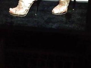Taylor Swift Foot Cum Tribute