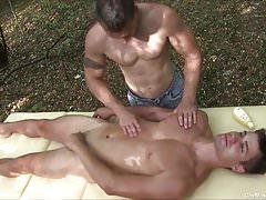 Hot Gorgeous Gay Bare Ass Fuck