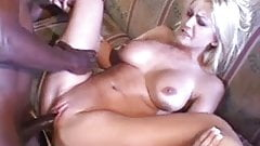 Staci Thorn sucking black cock