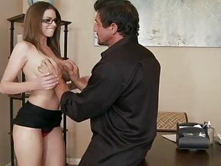 Slut In The Office