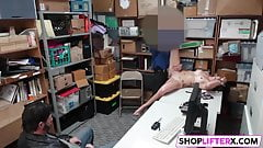 LP Officer Likes His Job