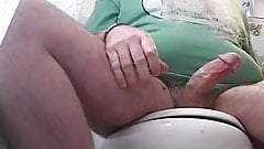 Another solo cumshot