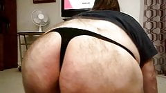 My chubby ass