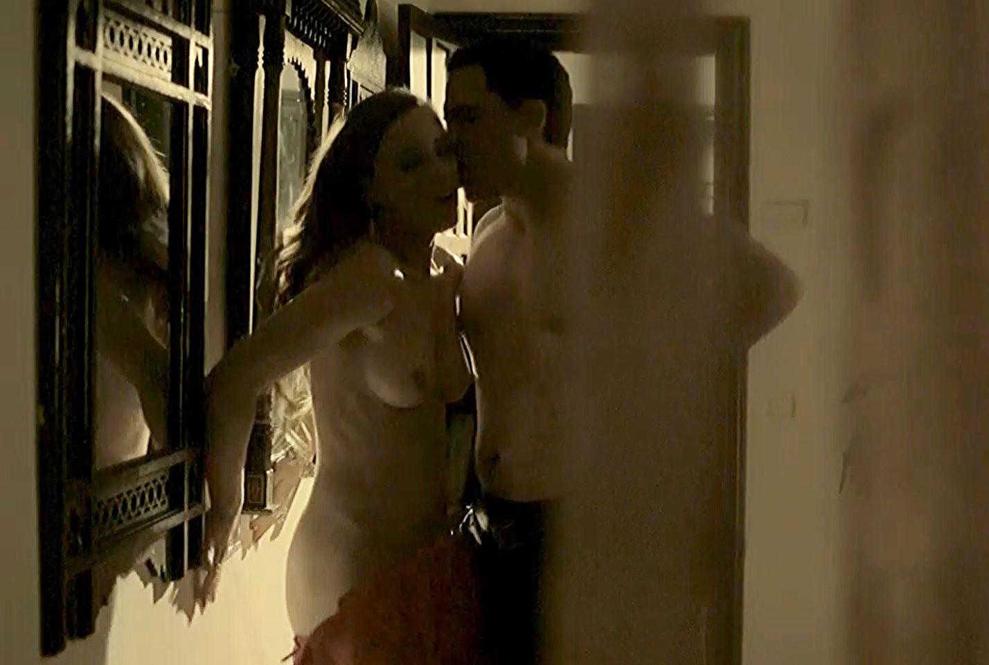 Suggest Melissa george naked