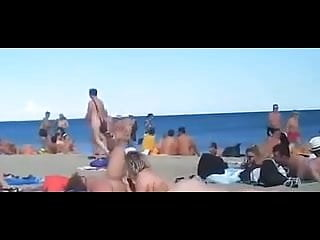 Nude Beach -swingers beach