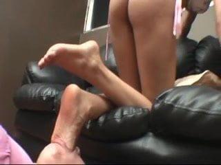 Lesbian Foot Worship 10