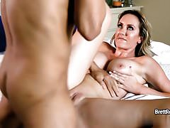 Brett Rossi gets fucked by a big cock