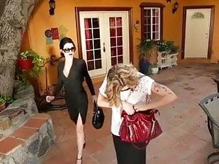Ve and In Lesbian scene. LB 10 Part 2
