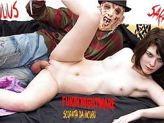 Fuckin&#039;Nightmare - <c>TRAILER<d> con Sara Bell