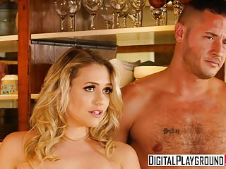 Preview 3 of XXX Porn video - Couples Vacation Scene 5 Mia Malkova and Ol