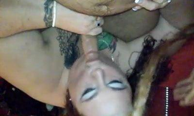 Naughth Nakita gives an amazing blow job from his POV