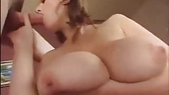 Great Cumshots on Big Tits 87