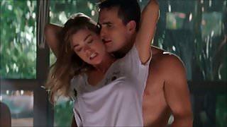 SekushiLover - Denise Richards Big Tits Fondled