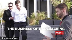 Bromo - Dennis West with Roman Todd at The Business Of Bareb