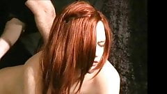 redhead electrified and vibed