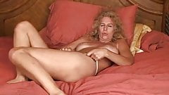 mature on bed