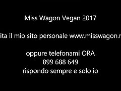 MISS WAGON VEGAN - YOU CAN NOT RESIST IN THE VIEW OF MY FEE