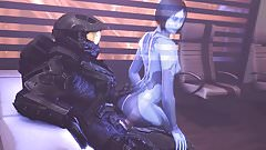 Master Chief & Cortana reunite