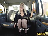 Fake Taxi Blonde MILF Victoria Summers banged in a Taxi
