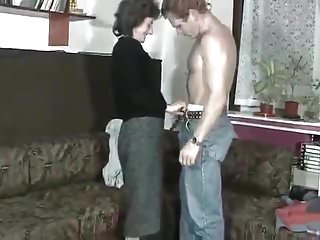 STP5 He Enjoys A Fuck With Grandma !