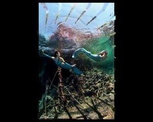 Black--Widow Slideshow-Underwater Art Anatoly Beloshchin
