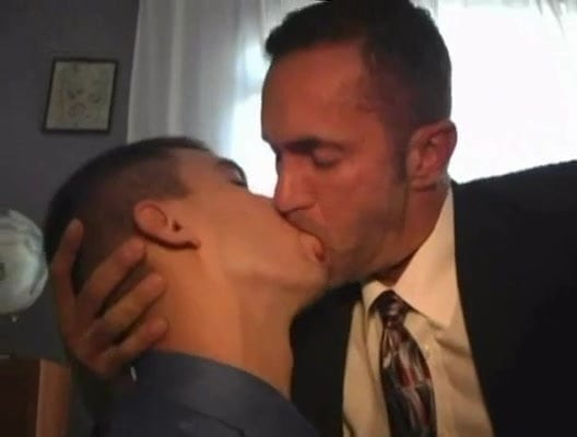 Hard and rough gay sex